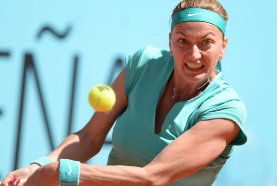 WTA Lucemburk: Allertová s Kvitovou do ČF, Kristýna Plíšková končí