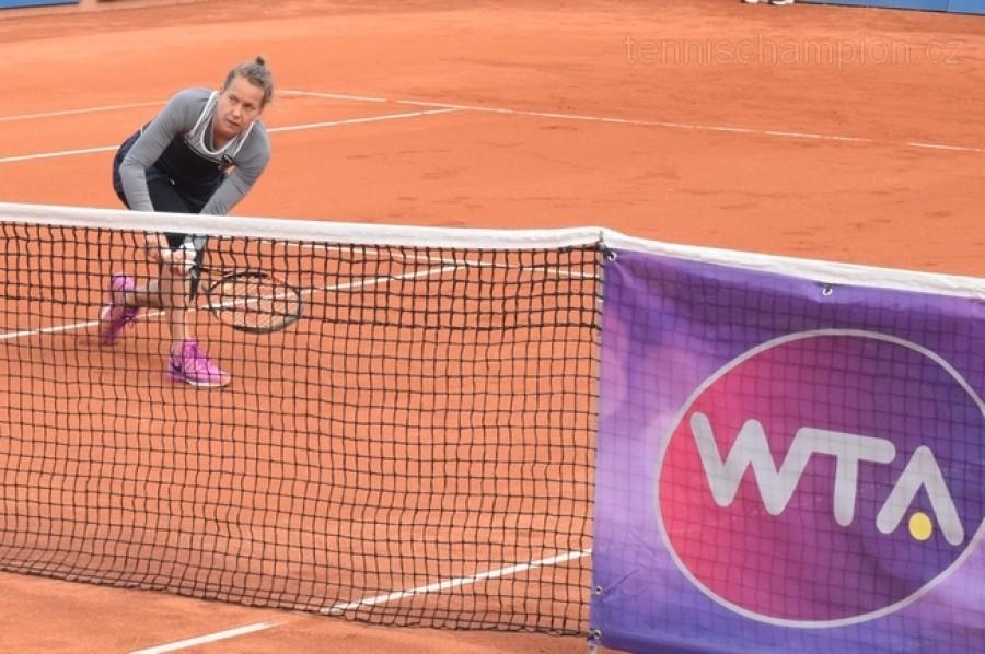 WTA Elite Trophy: České derby určí semifinalistku