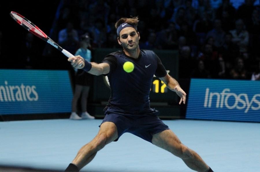 Kouzelník Federer! Proti Nišikorimu zahrál senzační winner!