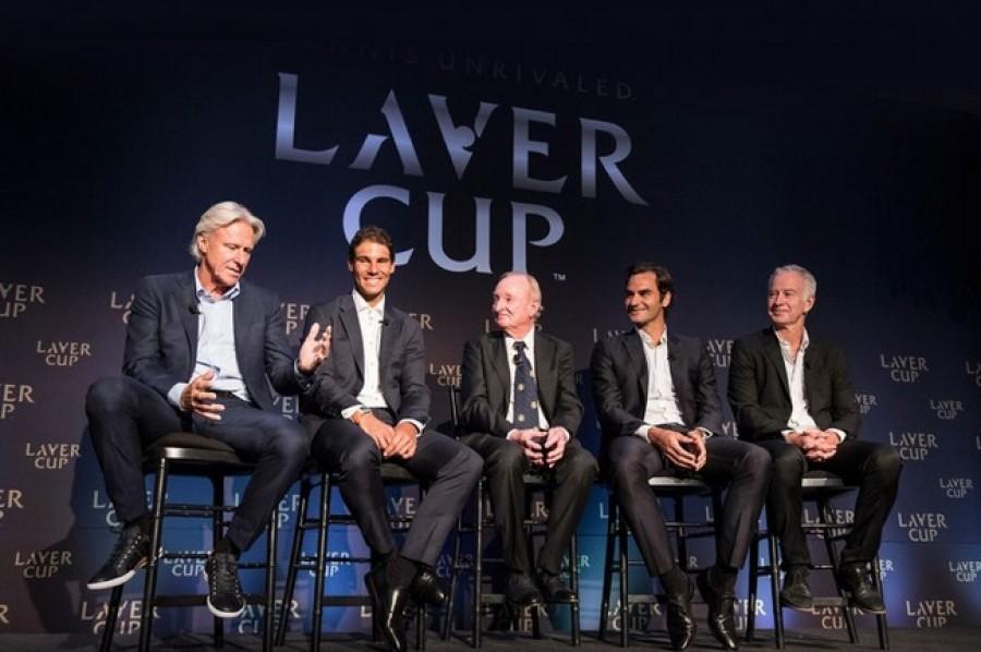 Laver Cup: Velkolepá podíváná v Praze!