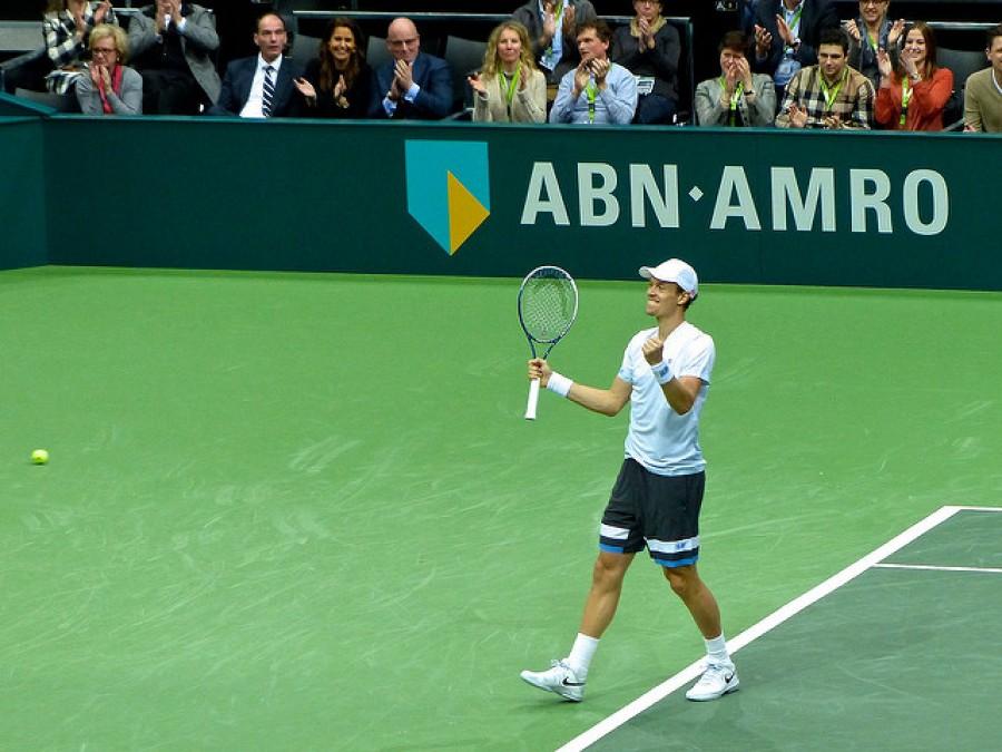 Berdych postoupil v Rotterdamu do semifinále