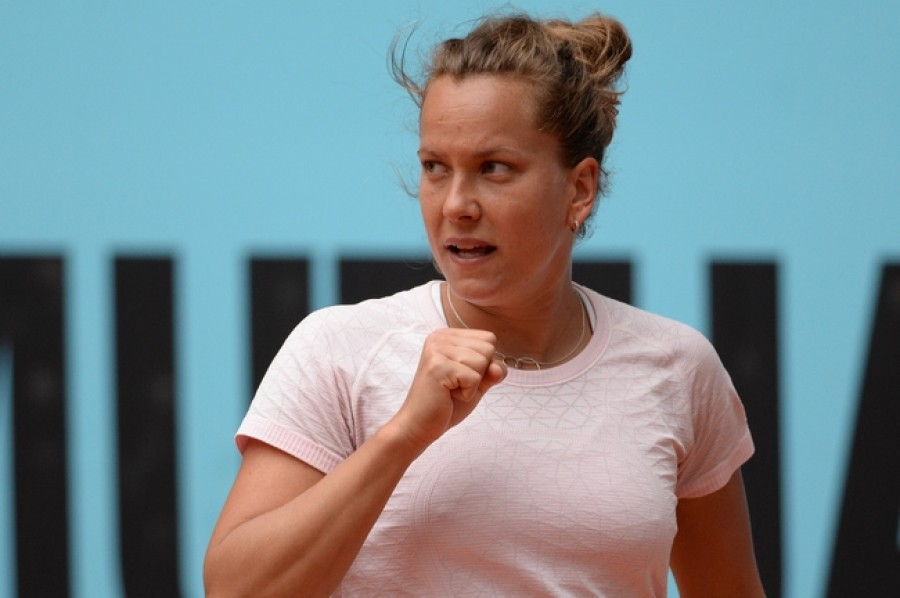 WTA Biel: Trio Češek bojuje o semifinále