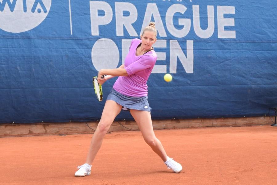 J&T Banka Prague Open: Češky v úvodním kole zazářily