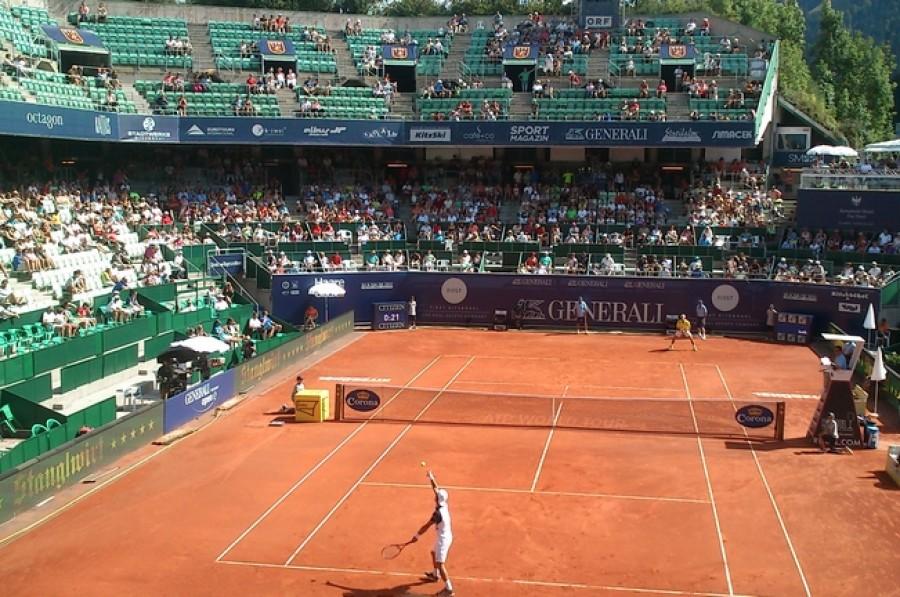 #2 Kam za tenisem v létě? Generali Open Kitzbühel (ATP)
