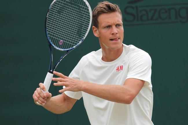 Wimbledon: Berdych zvládl další překážku a je v osmifinále