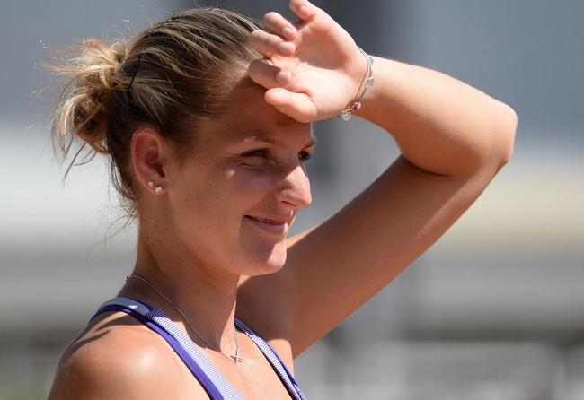 Další Češka ve čtvrtfinále! Plíšková na US Open rozdrtila Bradyovou