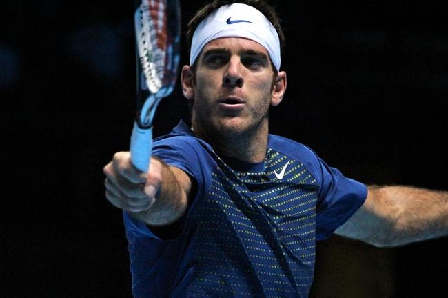 Del Potro vyřadil Federera a zahraje si s Nadalem o finále na US Open