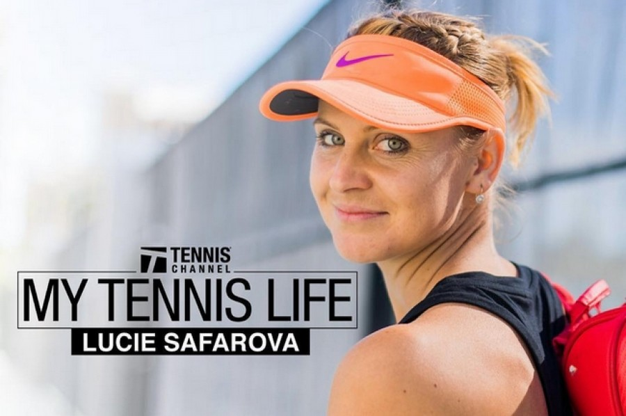 Tenisový život Lucie Šafářové! Díl pátý až osmý