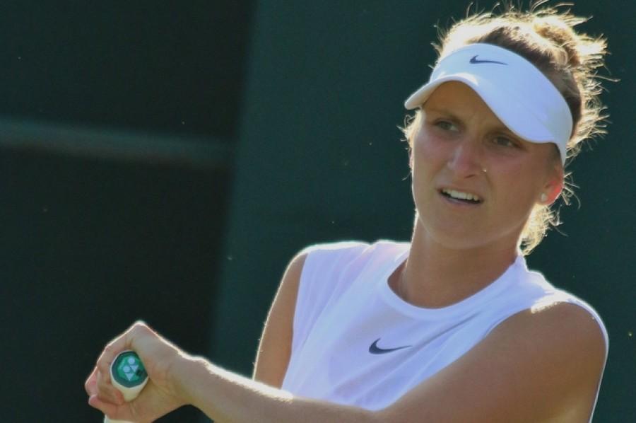 WTA Lugano: Vondroušová dohrávku proti Putincevové zvládla
