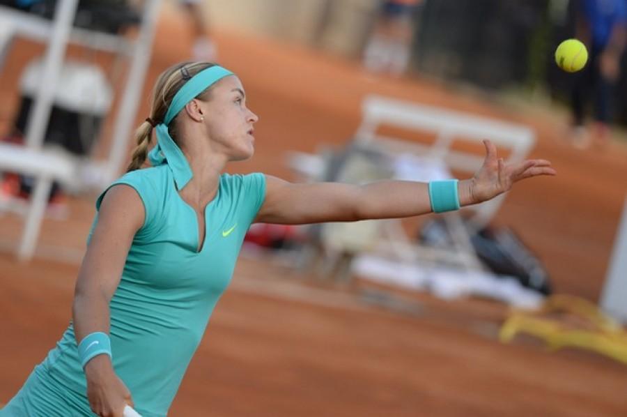 WTA Bogotá: Anna Karolína Schmiedlová nenašla přemožitelku a slaví třetí titul