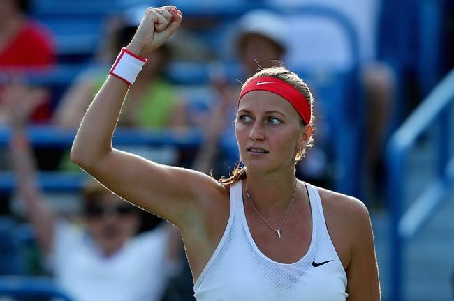WTA Praha: Čtyři české tenistky včetně Petry Kvitové hrají o postup do čtvrtfinále