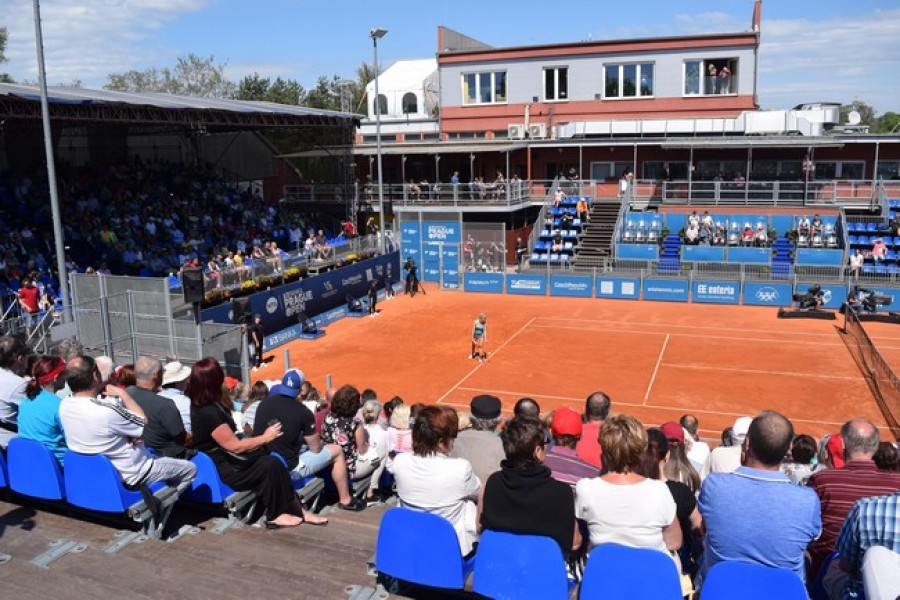 Zpátky do Prahy! J&T Banka Prague Open 2018 ve třech minutách
