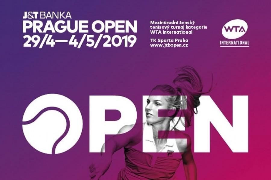 J&T BANKA PRAGUE OPEN 2019: Prodej vstupenek na finále začíná!