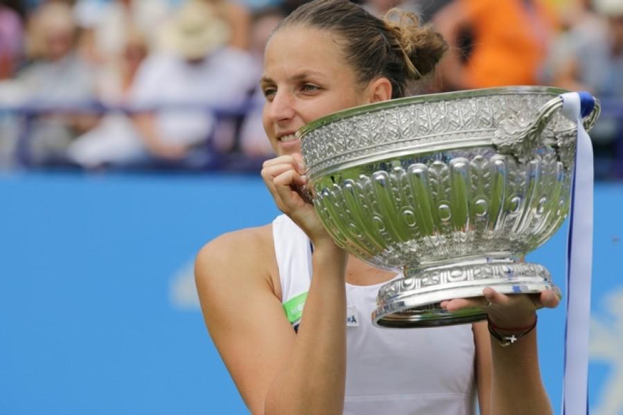 Karolína Plíšková potřetí šampionkou turnaje v Brisbane!