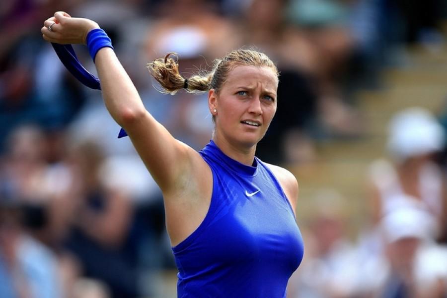 Petra Kvitová málem ztratila poprvé na Roland Garros set! Nakonec vítězí ve dvou