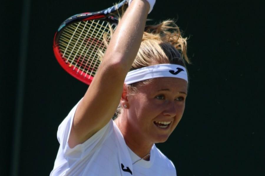 WTA Ostrava: Češky stoprocentní! Marie Bouzková přidala třetí výhru