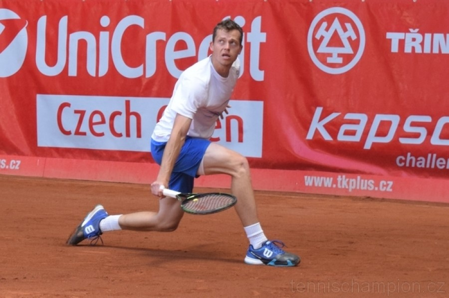 Pavlásek je v Scheveningenu po roce opět ve čtvrtfinále