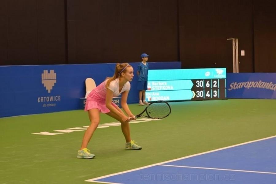 Štefková natáhla vítěznou šňůru na tvrdém povrchu o další výhru a je v Granby ve čtvrtfinále