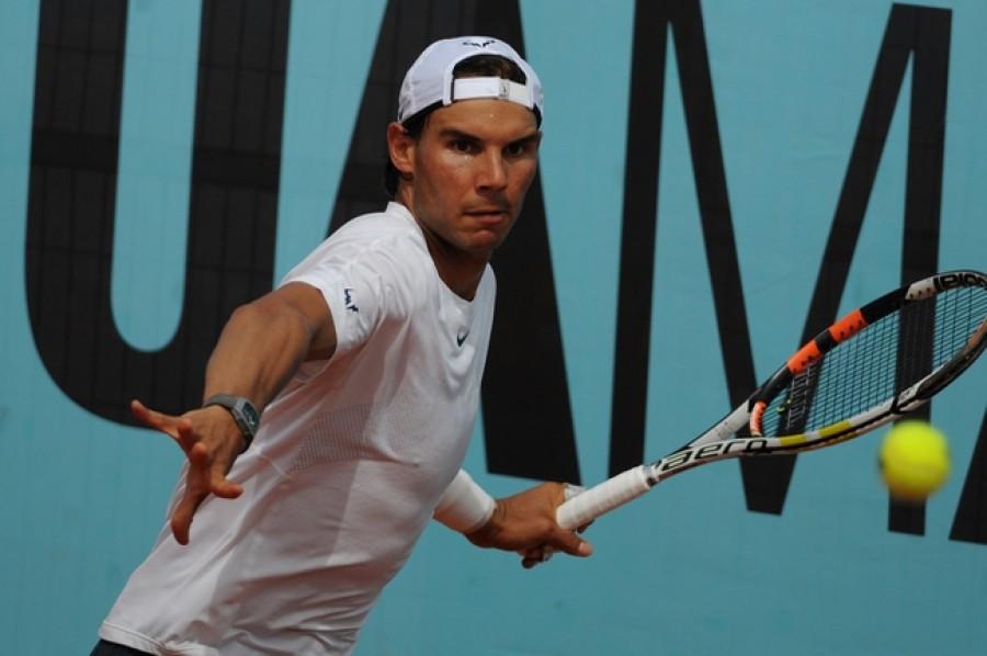 Trio Rafael Nadal, Del Potro a Andy Murray postupuje dále